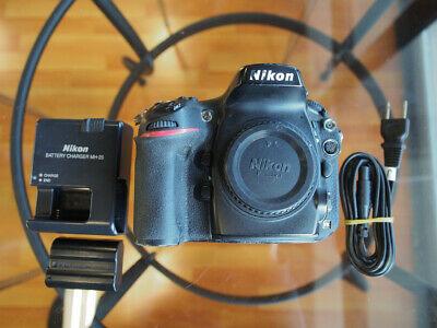 Nikon D800 Full Frame DSLR Camera Body Only, Digital SLR,