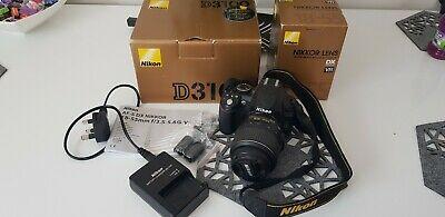 Nikon DMP Digital SLR Camera - Black with VR
