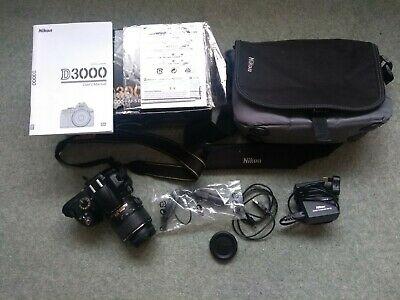 NikonD MP Digital SLR Camera with Nikkor mm