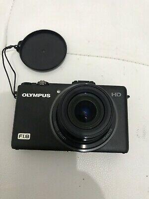 Olympus X-Series XZ-MP Digital Camera - Black