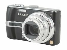 Panasonic LUMIX DMC-TZ3 7.2MP Digital Camera - Black, used,