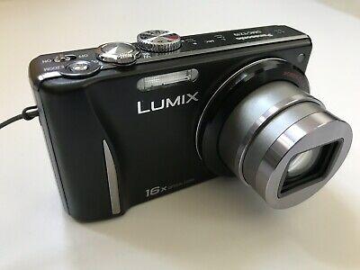 Panasonic LUMIX DMC-TZMP Digital Camera 16x Zoom