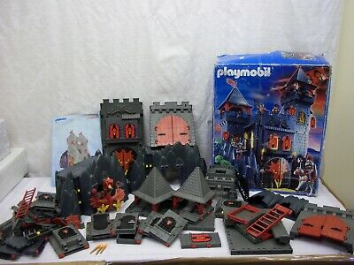 Playmobil Rock Castle  in Original Box Holiday