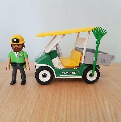 Playmobil  Summer Fun Camping Service Cart
