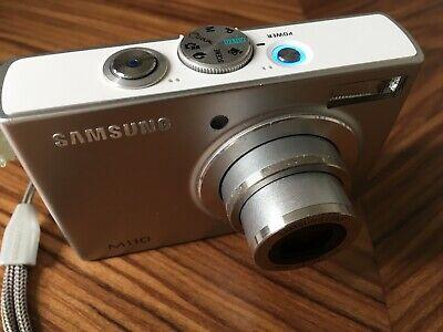 Samsung MMP Digital Camera - Silver