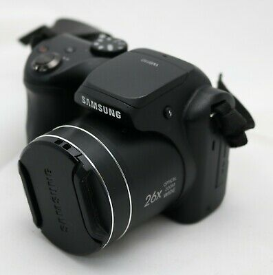 Samsung WB Series WB110 Smart Digital Camera 20.2 Megapixels