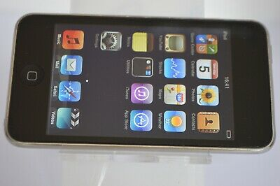 Apple iPod touch 2nd Generation (Late ) Black (32GB)