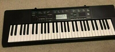Casio CTK- Full Size Starter Keyboard - 61 Keys