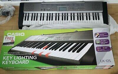 Casio Lk125Lighting up Keyboard 61 Keys