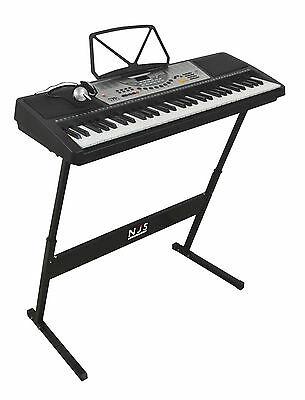 RockJam RJ Key Electronic Interactive Piano Keyboard