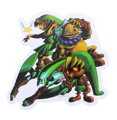 The Legend of Zelda Link Car Decal Sticker