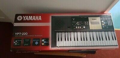 Yamaha NP- Key Piaggero Home Keyboard Black
