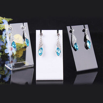 1Pc Earrings Necklace Pendant Display Stand Rack Accessories