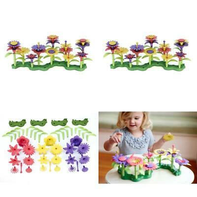 BEST FLWA Build A Bouquet Flower Creative Toy Set