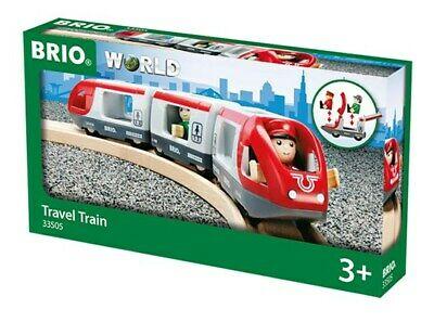 Brio Wooden Railway Trains Travel Train 5 Pieces Age 3+
