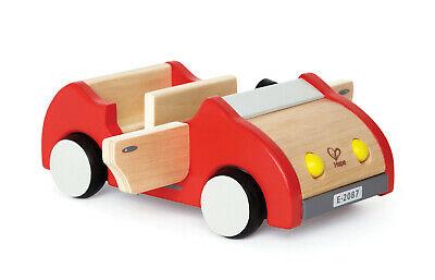 E HAPE Dolls Family Car Wooden [Happy Family] Toddler