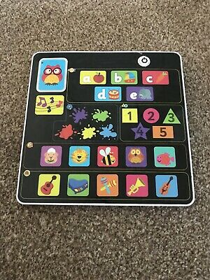 ELC Boys and Girls Little Learning Pad Toy Suitable From 12