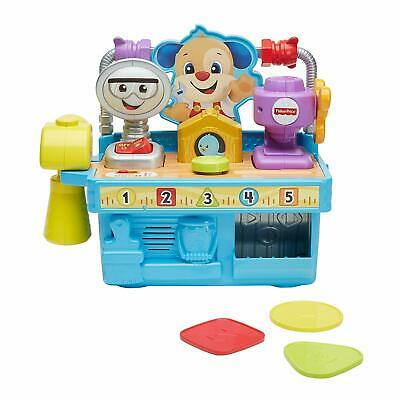 Fisher-Price Laugh Busy Learning Tool Bench