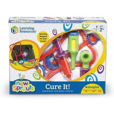 Learning Resources New Sprouts® Cure It! Doctor pretend