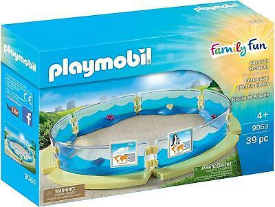 Playmobil  Family Fun Aquarium Kids Toy Playset