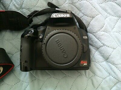 CANON Rebel XS DS Black Digital DSLR EOS Camera Body