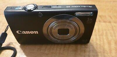 Canon PowerShot AMP Digital Camera Boxed, manual, CDs