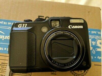 Canon PowerShot GMP Digital Camera, ProSumer compact.
