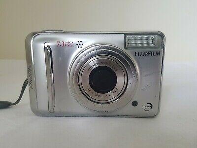 Fuji Finepix A Series Amp Digital Camera Silver