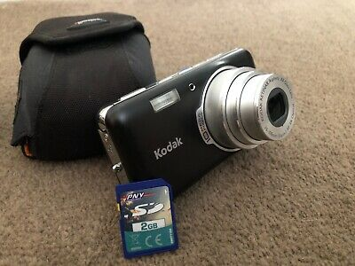 Kodak EASYSHARE V MP Digital Camera - Panther Black