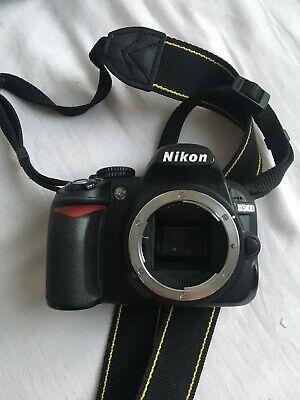 Nikon D DSLR Body Only
