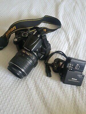 Nikon D MP DSLR Camera mm f/G VR Lens