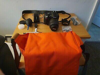 Nikon DMP Digital SLR Camera with loads of must