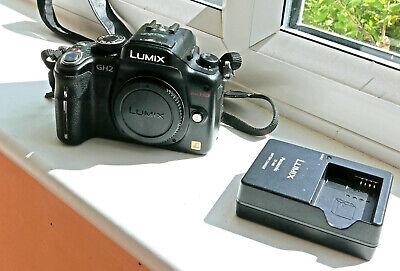 Panasonic LUMIX DMC-GH2K 16.0MP Digital Camera - Black (Kit