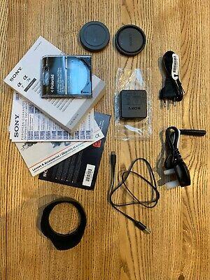 Sony Alpha MP Digital Camera - Black (Kit w/ FE