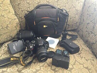 Used Nikon DMP Digital SLR Camera Kit - 2 Lenses