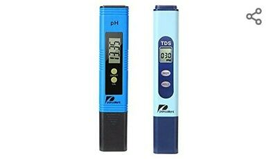 Water Quality Test Meter Pancellent TDS PH 2 in 1 Kit