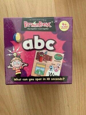 BrainBox Memory Card Game Brain Teaster Educational Child