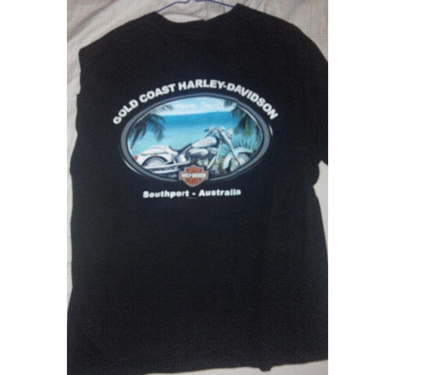 Harley Davidson T Shirt Size: L