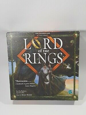 Lord of the Rings The Board Game -  - Parker - Complete