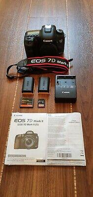 Canon EOS 7D II 20.0 MP Body Digital Camera - Black Original