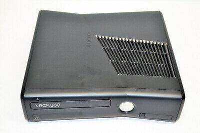 Microsoft Xbox 360 S Console - 250GB, Black