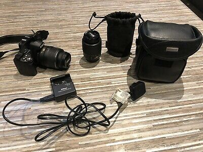 Nikon D DMP Digital SLR Camera with mm