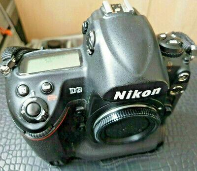 Nikon D3 Body only 12.1MP Digital SLR Camera