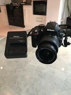 Nikon DMP Digital SLR Camera - Gray (Kit w/ AF-P DX