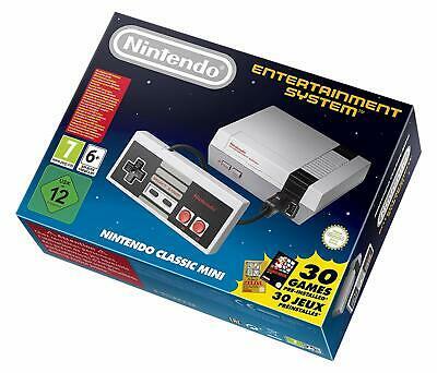 Nintendo Entertainment System NES Classic Edition Grey Home