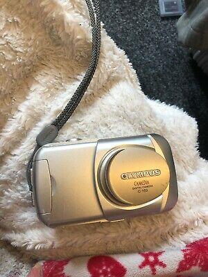 Olympus CAMEDIA MP Digital Camera - Silver