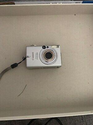 Canon IXUS 500 / PowerShot Digital ELPH SMP Digital