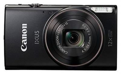 Canon Ixus 285 Camera Black NEW
