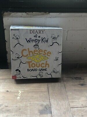 Diary Of A Wimpy Kid Cheese Touch Kids And Family Board Game
