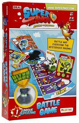 Ideal SUPERZINGS BATTLE Board GAME
